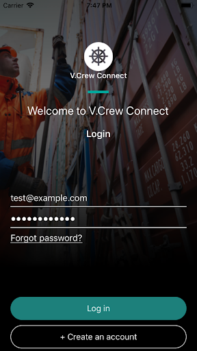 V.Crew Connect 1.0.5 screenshots 2