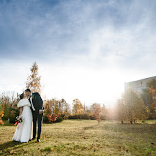 Wedding photographer Anya Piorunskaya (Annyrka). Photo of 22.10.2017