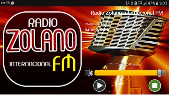 Radio Zolano Internacional FM - náhled