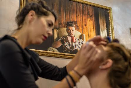 Fotografo di matrimoni Jesús Gordaliza (jesusgordaliza). Foto del 31.10.2017