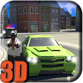 Crime Town Gangster Car Driver APK for Bluestacks