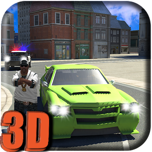 Crime Town Gangster Car Driver for PC and MAC