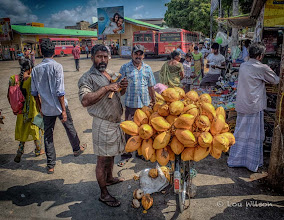 Photo: Jaffna Bus Station