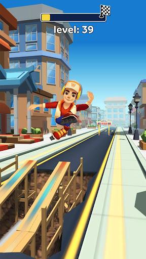 Roller Skating 3D screenshot 11