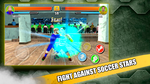 Free soccer game 2018 - Fight of heroes 1.6 screenshots 7