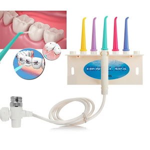 Dus bucal, irigator dentar oral pentru robinet