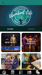 Abundant Life Community Church- screenshot thumbnail