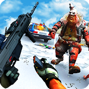 Zombie shooting games APK