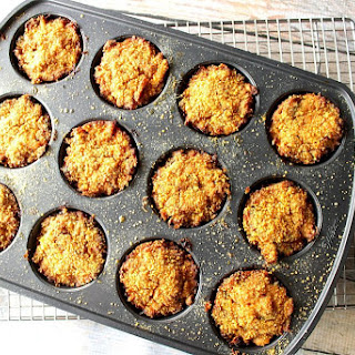 Company's Coming Cornflake Muffin Tin Crab Cakes