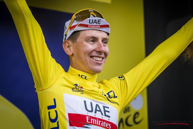 Gele trui Pogačar komt met opvallende aankondiging op tactisch gebied voor vervolg Tour de France