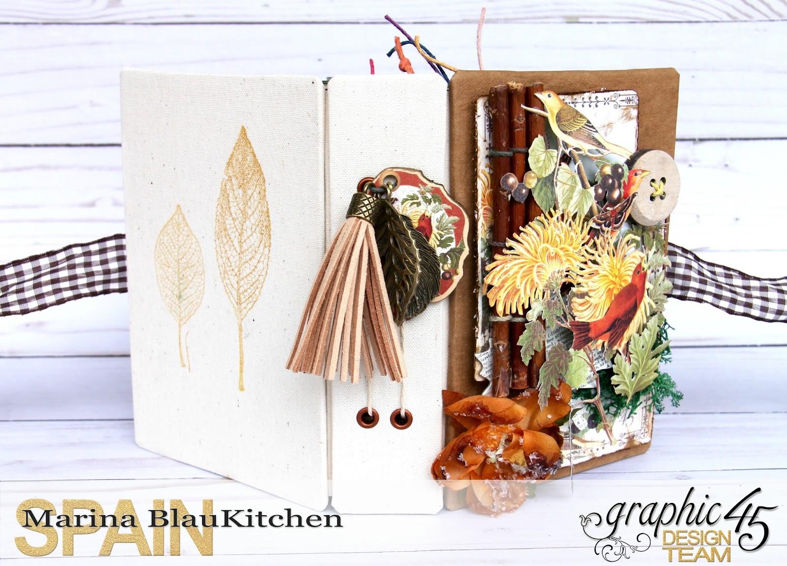 Four seasons Autumn Album by Marina Blaukitchen Product by Graphic 45 photo 15.jpg