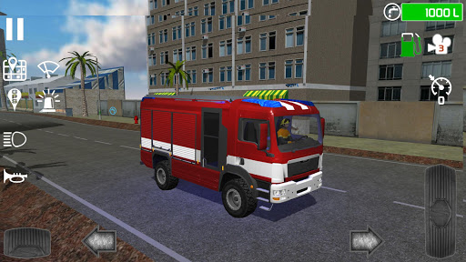 Fire Engine Simulator 1.1 screenshots 14