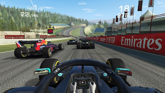 Real Racing 3 (MOD, Unlimited Money/Gold) APK for Android 1