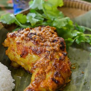 Ayam Percik (Malaysian Flame Grilled Chicken) Recipe