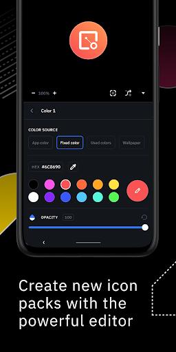 Icon Pack Studio screenshot 2
