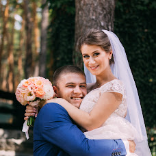 Wedding photographer Alina Tkachenko (aline27). Photo of 09.11.2017