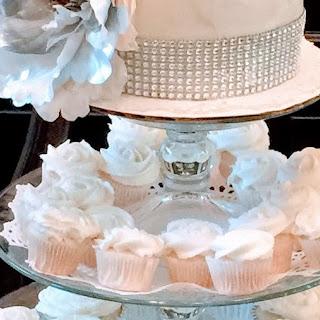 White Sour Cream Cake.