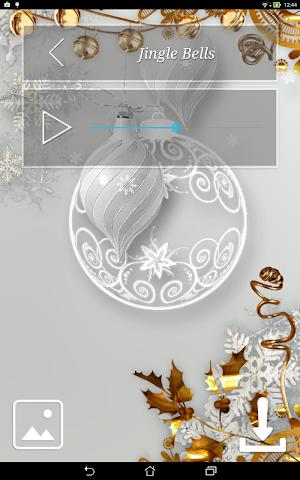 android Christmas Carols New Age Screenshot 9