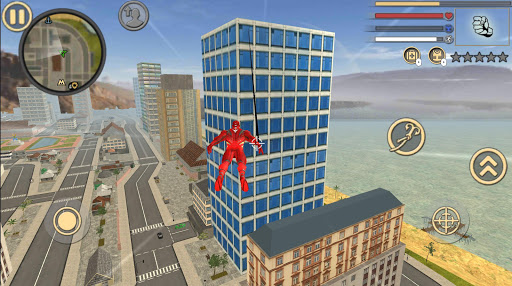 Code Triche Iron Rope Hero: Vice Town APK MOD screenshots 2
