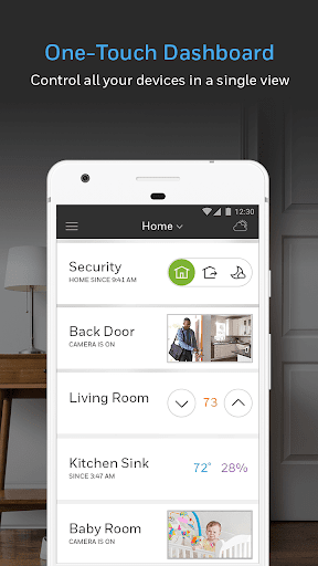 Honeywell Home Apk 2