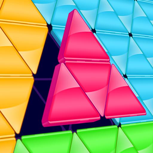 120. Block! Triangle puzzle: Tangram