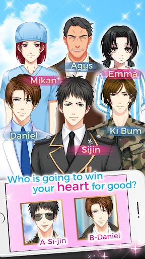 Otome Game: Love Dating Story  captures d'écran 4