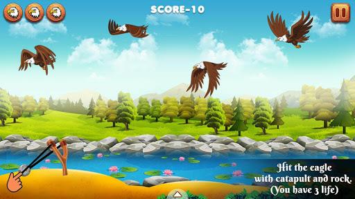 Eagle Hunting  trampa 1