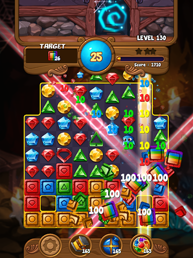 Jewels Time : Endless match 2.3.2 screenshots 16