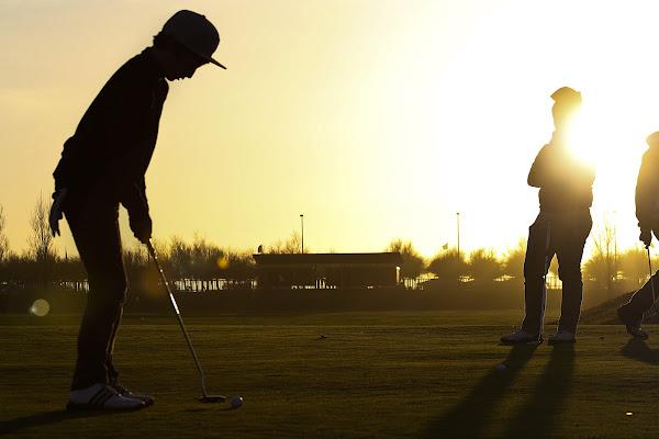Golf Sunshine di Lobo Tony