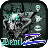 Devil Theme - ZERO Launcher
