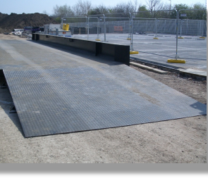 Weighbridge Foundations | Milton Keynes - New City Scales Ltd