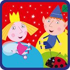 Ben  and  Holly: Elf  and  Fairy Party icon