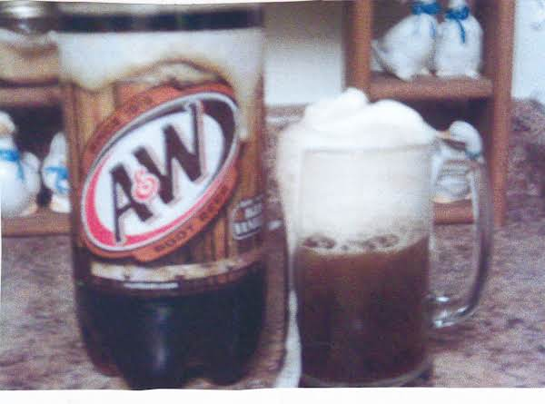 Grace's A&w Root Beer Float Recipe