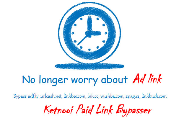 Ketnooi Paid Link Bypasser