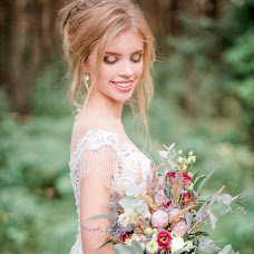 Wedding photographer Oksana Khitrushko (olsana). Photo of 17.01.2019