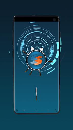 Crypto Slicer - Knife Hit, Play, Earn & Win Crypto 1.7.8 screenshots 3