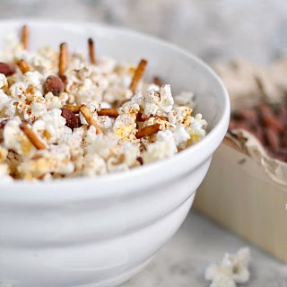 Popcorn Snack Mix Recipes.