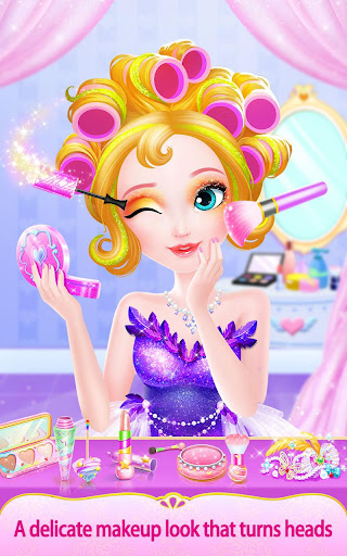Sweet Princess Fantasy Hair Salon 1.0.6 screenshots 4