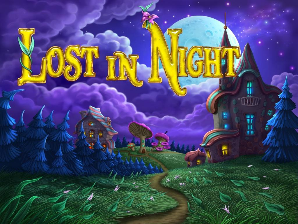 Lost in Night- screenshot