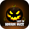 Lost in Horror Maze | Slender Granny Man Maze Game icon