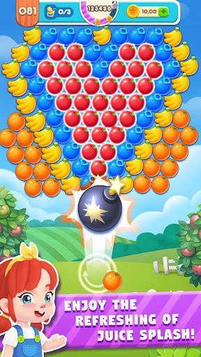 Bubble Blast: Fruit Splash painmod.com screenshots 5