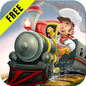 3D Train Game For Kids icon