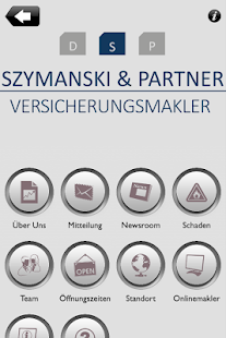 Szymanski & Partner- screenshot thumbnail