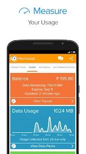 Mobile Recharge Plans & Usage- screenshot thumbnail