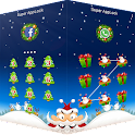 AppLock Theme Christmas Wish icon