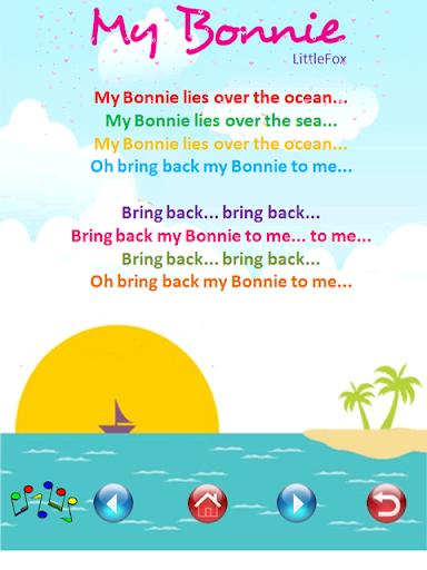 Kids Songs - Best Nursery Rhymes Free App 1.0.5 screenshots 2