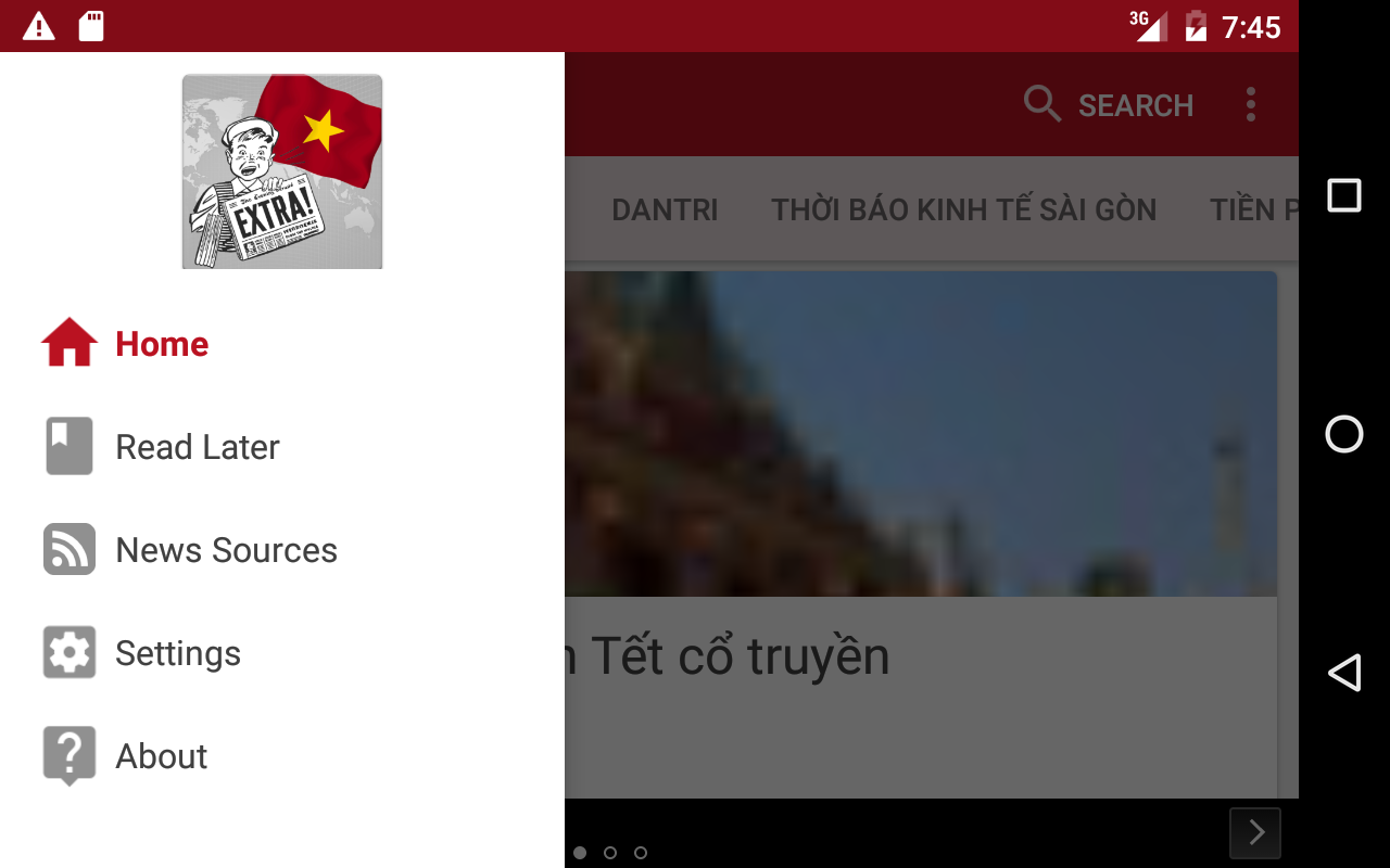 Việt News- screenshot