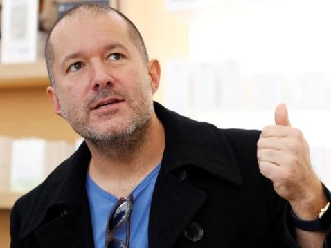 Jonathan Ive. Picture: REUTERS