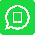 Guide WhatsApp to Tablet icon