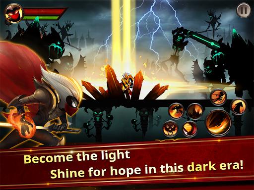 Stickman Legends - Ninja Warriors: Shadow War  screenshots 1